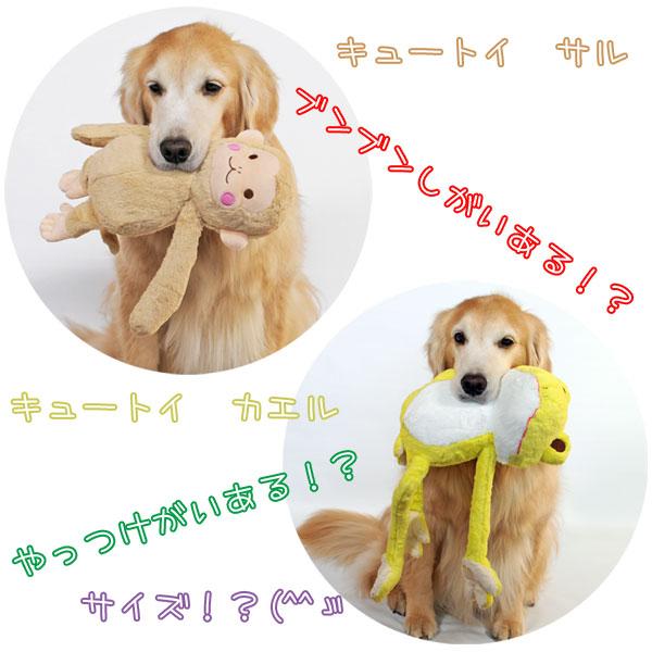 キュートイ カエル/サル